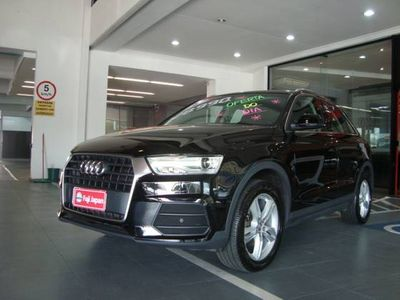 Audi Q3 Attraction 1.4 TFSI S tronic Flex (150cv) 2018}