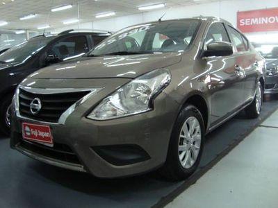 Nissan Versa 1.6 SV CVT 2018}