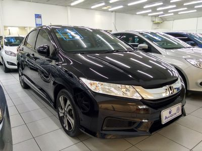 Honda City LX 1.5 (Aut) 2015}