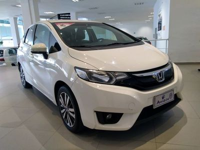 Honda Fit New  EXL 1.5 16V (flex) (aut) 2016}