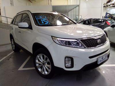 Kia Motors Sorento EX 2.4 (aut)(S.263) 2015}