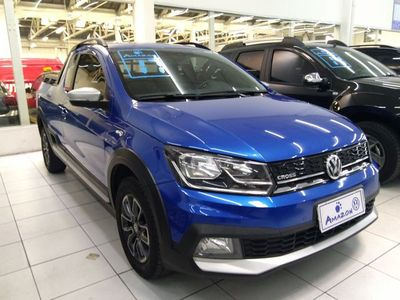 Volkswagen Saveiro Cross 1.6 CE 2017}