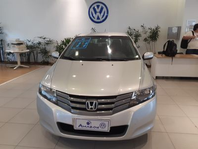 Honda City LX 1.5 16V (flex) 2011}