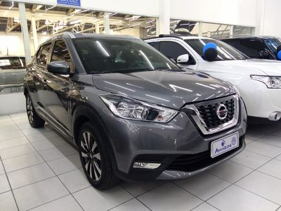 Nissan Kicks 1.6 SL Flexstart Xtronic 2017}