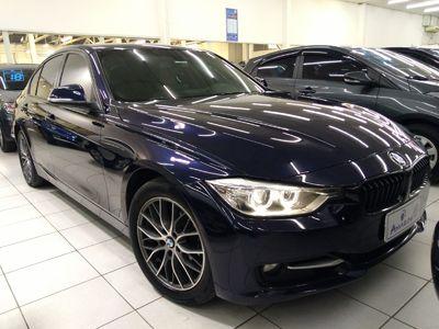 BMW 320i Sport 2.0 Turbo Active (Aut) 2015}