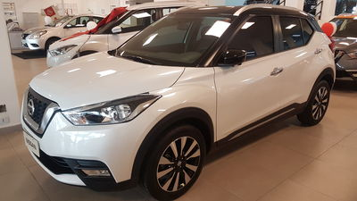 Nissan Kicks 1.6 SL Flexstart Xtronic 2019}