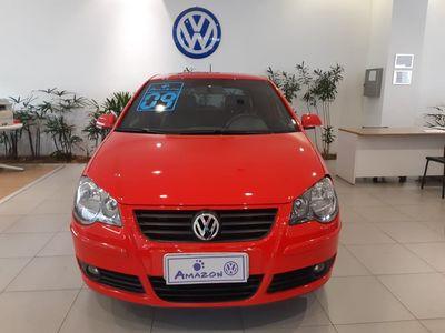 Volkswagen Polo . Sportline 1.6 8V I-Motion (Flex) (Aut) 2011}