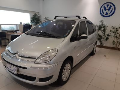 Citroën Xsara Picasso GLX 1.6 16V (flex) 2009}
