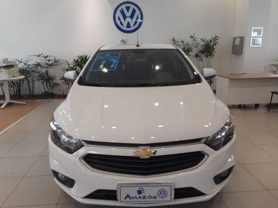 Chevrolet Onix 1.4  LT MPFI 8V 4p 2018}