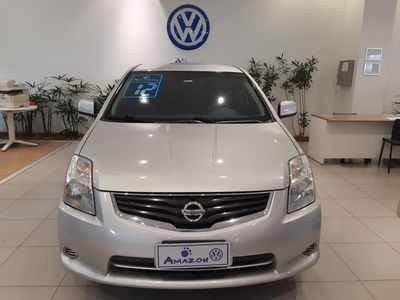Nissan Sentra 2.0 16V (flex) 2012}