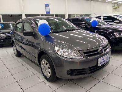 Volkswagen Voyage 1.6 MI 8V FLEX 4P MANUAL 2013}