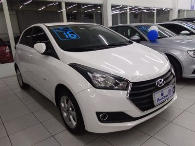 Hyundai HB20 Ocean 1.6 Flex 2016}