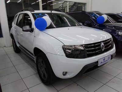 Renault Duster  2.0 TECH ROAD 4X2 16V FLEX 4P MANUAL 2014}