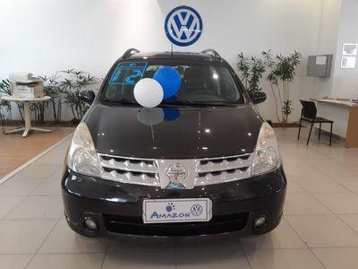 Nissan Grand Livina SL 1.8 16V (flex) (aut) 2012}