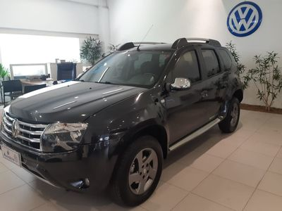 Renault Duster 2.0 TECH ROAD 4X2 16V FLEX 4P AUTOMATICO 2013}