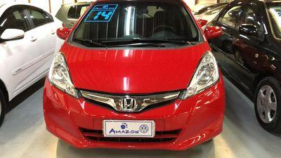 Honda Fit LX 1.4 (flex) (aut) 2014}