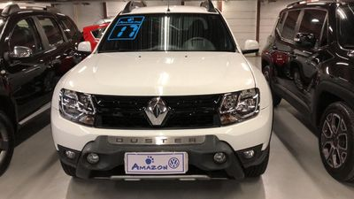 Renault Duster Expression 1.6 4x2 2017}