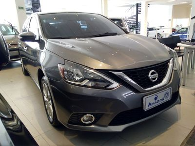 Nissan Sentra S 2.0 16V (Aut) (flex) 2017}