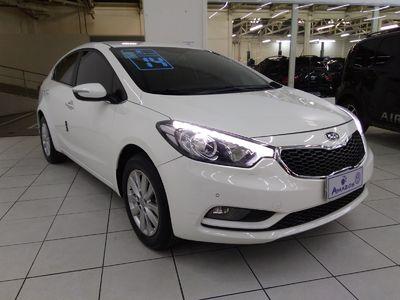 Kia Motors Cerato SX 1.6 16V E.294(Aut) 2014}