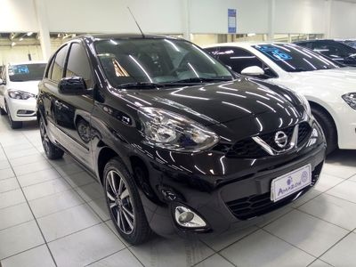 Nissan March 1.6 SL CVT 2018}