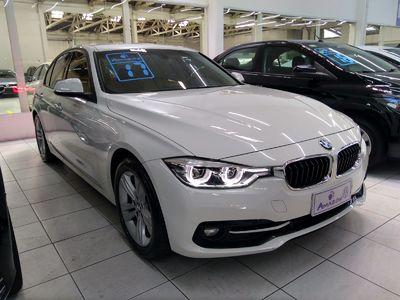 BMW 320i 2.0 Turbo Active (Aut) 2017}
