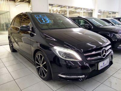 Mercedes-Benz Classe B B 200 1.6 Turbo Sport 2013}