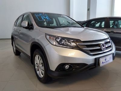 Honda CR-V LX 2.0 16v i-VTEC (Flex) (Auto) 2014}