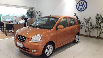 Kia Motors Picanto EX 1.1 2007}