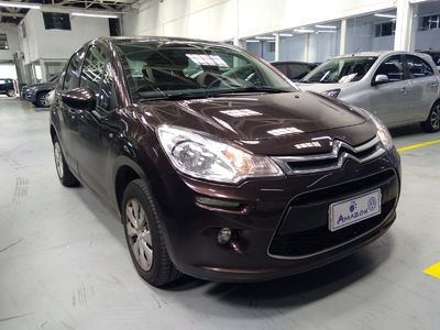 Citroën C3 Tendance 1.6 16V Flex (Auto) 2018}