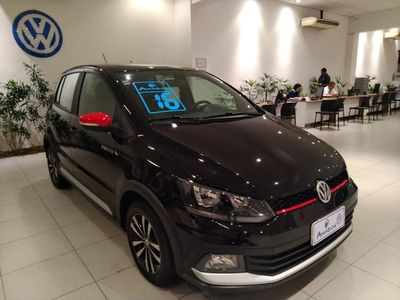 Volkswagen Fox Pepper 1.6 MSI I-MOTION 2016}
