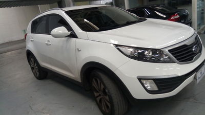 Kia Motors Sportage LX 2.0 4X2 (Aut) (Flex) P575 2013}