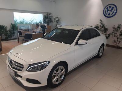 Mercedes-Benz C 180 1.6 CGI Turbo (Aut) 2015}