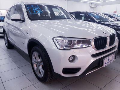 BMW X3 2.0 20I X LINE 4X4 16V GASOLINA (AUT) 2015}