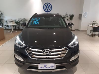 Hyundai Santa Fe 3.3 16V Aut 7 Lugares 2016}