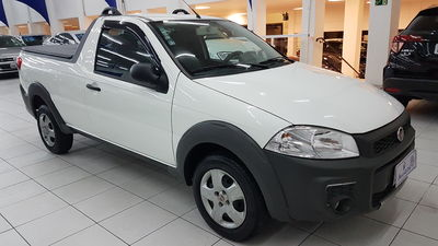 Fiat Strada Working 1.4 CS 2014}