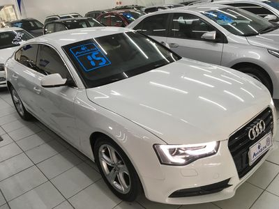 Audi A5 Sportback Attraction 1.8 TFSI Multitronic 2015}