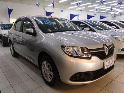 Renault Logan Expression 1.0 16V (flex) 2016 2018}