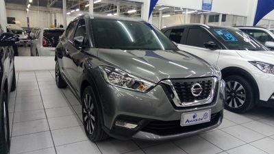 Nissan Kicks 1.6 SL Flexstart Xtronic 2018}