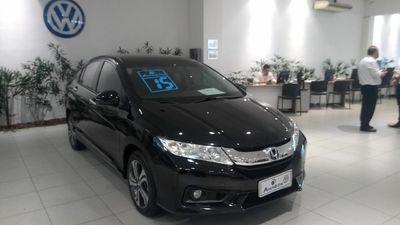 Honda City EX 1.5 (Aut) 2015}