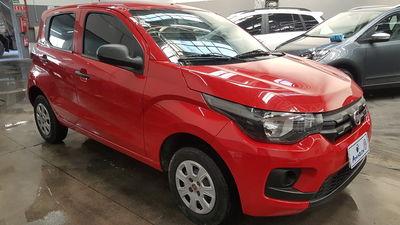 Fiat Mobi Easy 1.0 (Flex) 2017}