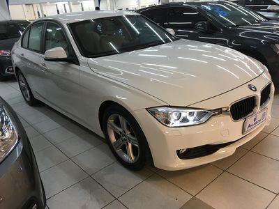 BMW 320i  2.0 SPORT 16V TURBO GASOLINA 4P AUTOMÁTICO 2014}