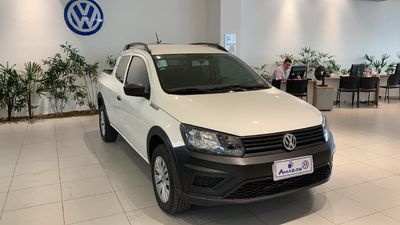 Volkswagen Saveiro Robust 1.6 CD 2019}