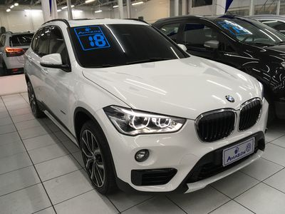 BMW X1 Active 2.0 25i (Flex) 2018}