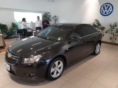 Chevrolet Cruze LT 1.8 16V Ecotec (Flex) 2012}