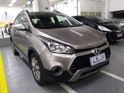 Hyundai HB20X Style blueMedia 1.6 2018}