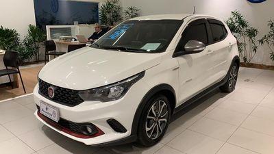Fiat Argo HGT 1.8 (Flex) 2018}