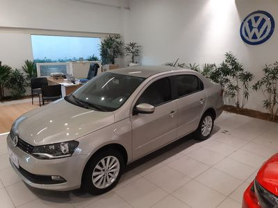Volkswagen Voyage City 1.0 MI 2014}