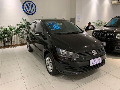 Volkswagen Fox Comfortline 1.6 MSI 2018}
