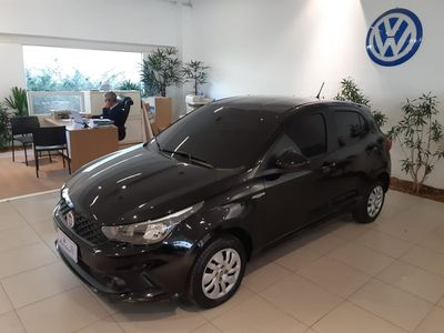 Fiat Argo Drive 1.0 (Flex) 2014}