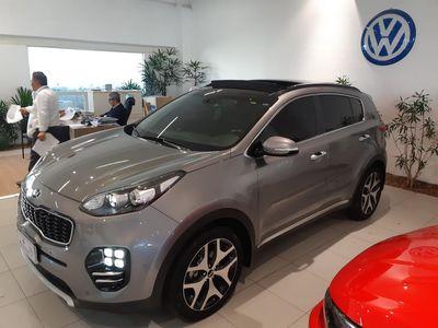 Kia Motors Sportage EX 2.0 (Flex) (Aut) 2018}